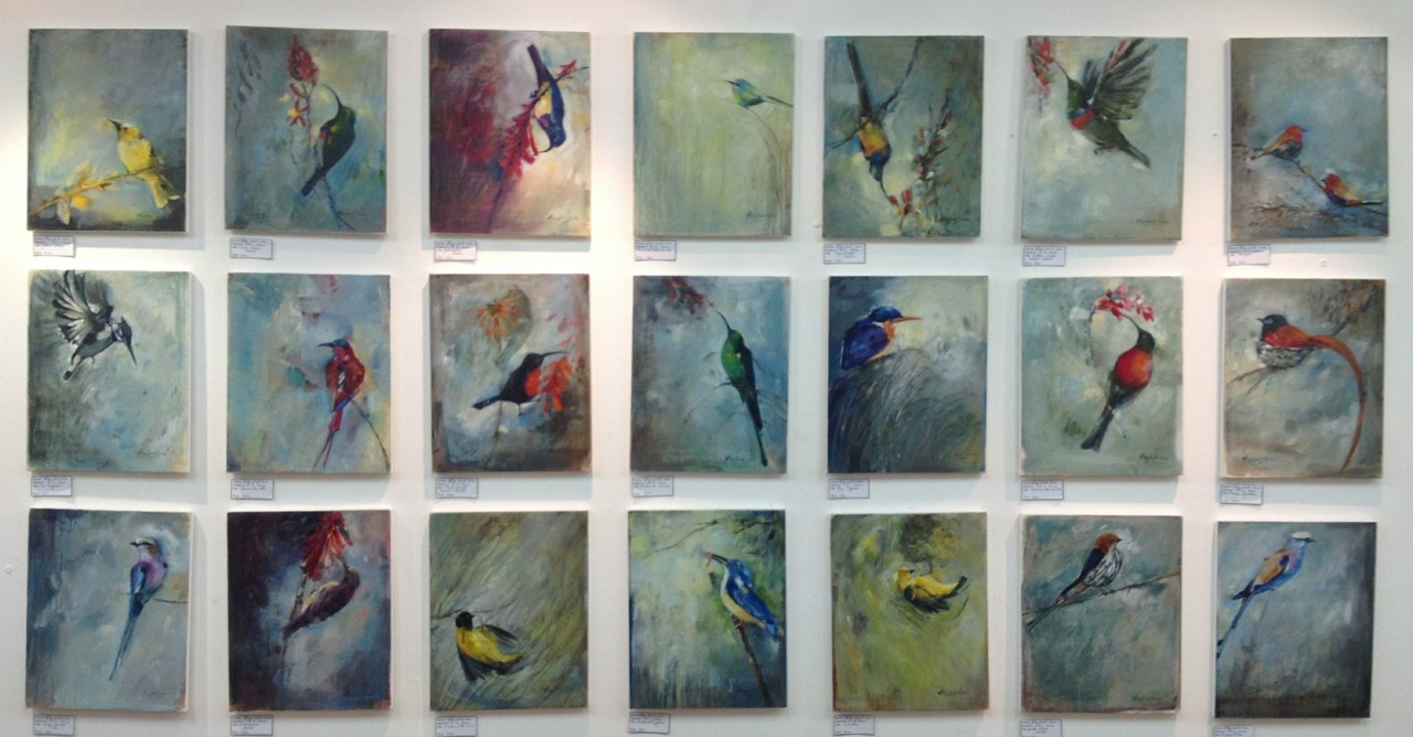 Hilary Grant-Currie Art Exhibitions